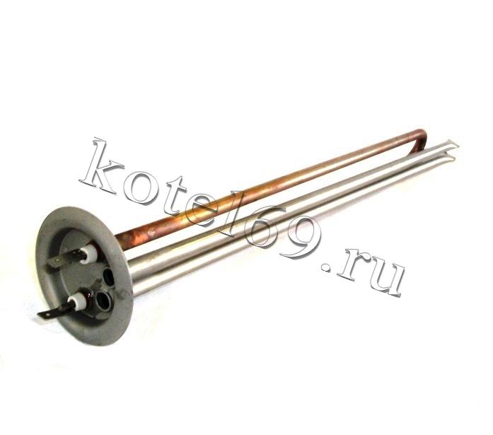 ТЭН 1,5 кВт медь М6
