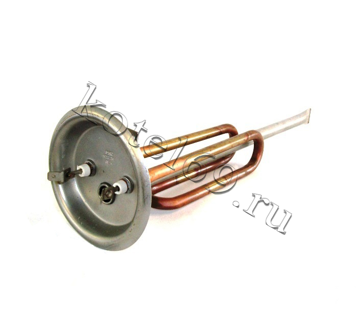 ТЭН 1,5 кВт медь 92 мм М6