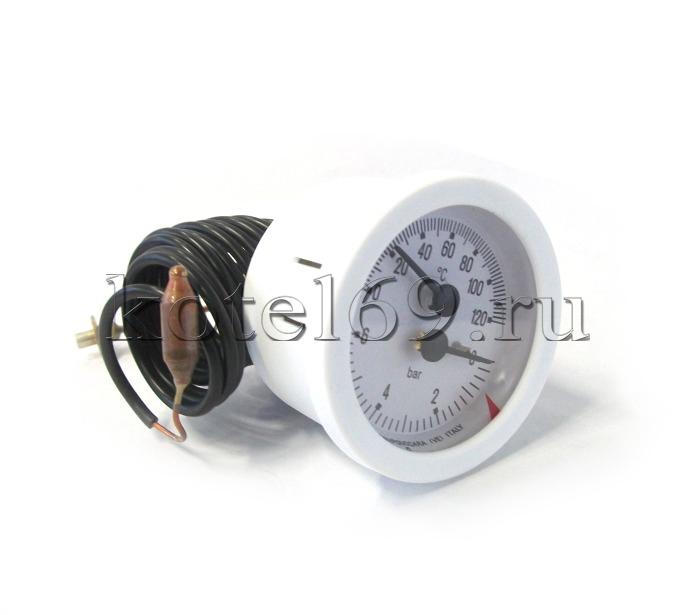Термоманометр Ferroli Pegasus F3
