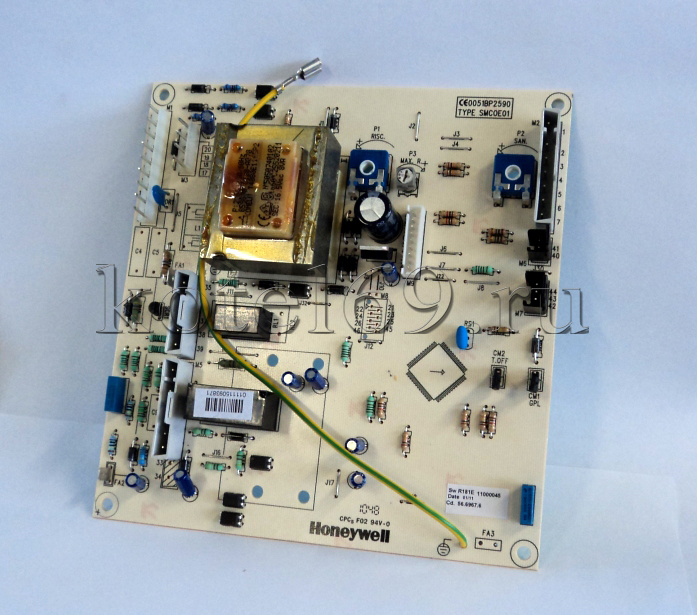 Плата электронная BAXI ECO (5669670) Honeywell