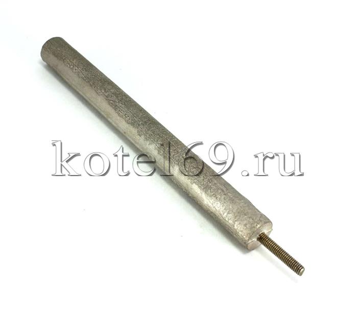 Анод магниевый D16 200мм М6 (100420)