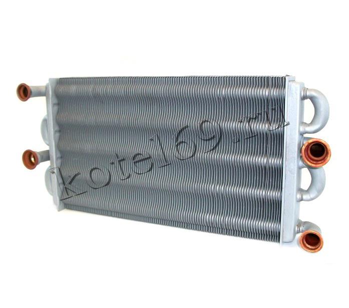 Теплообменник битермический Domiproject F32 D, Domina F24, 32 N (39842570, 37405890)