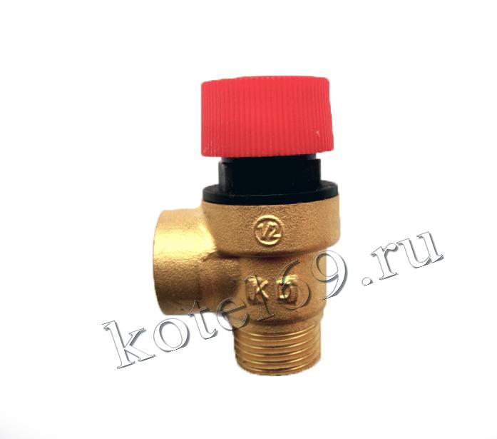 Клапан сбросной предохранительный Electrolux (CB11030005, CB11030089)
