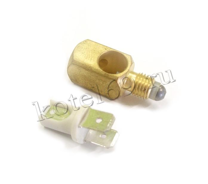 Термопрерыватель SIT (М8х1 нар. х  М8х1 внутр.) (0.974.401)