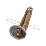 ТЭН 2 кВт RF медь М6, фланец 64 мм (066060, 10060)
