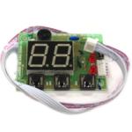 Панель управления FD с дисплеем (04) (066068)