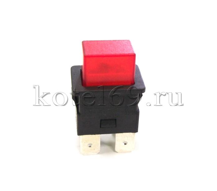Выключатель (кнопка включения) с подстветкой (066164)