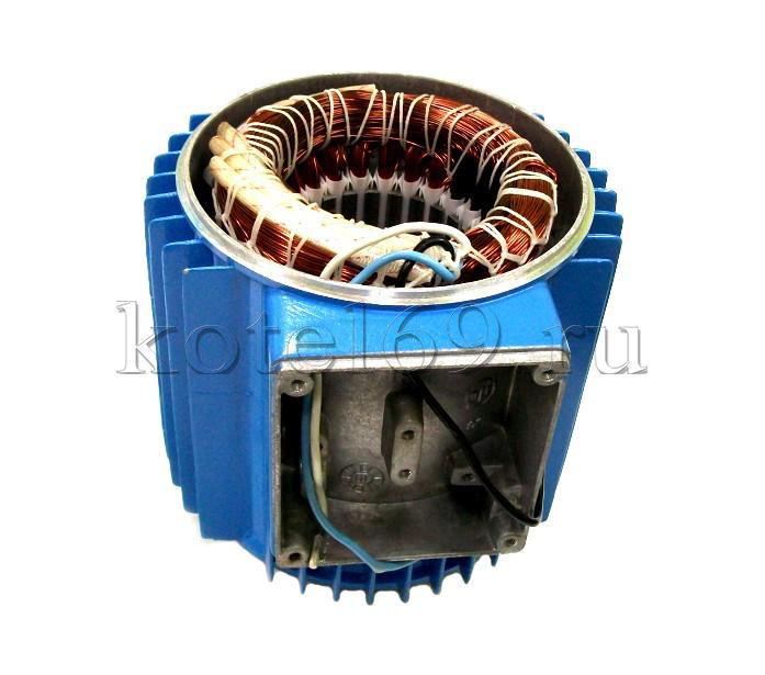 Корпус двигателя с обмоткой XKJ-110ES 0,75 кВт
