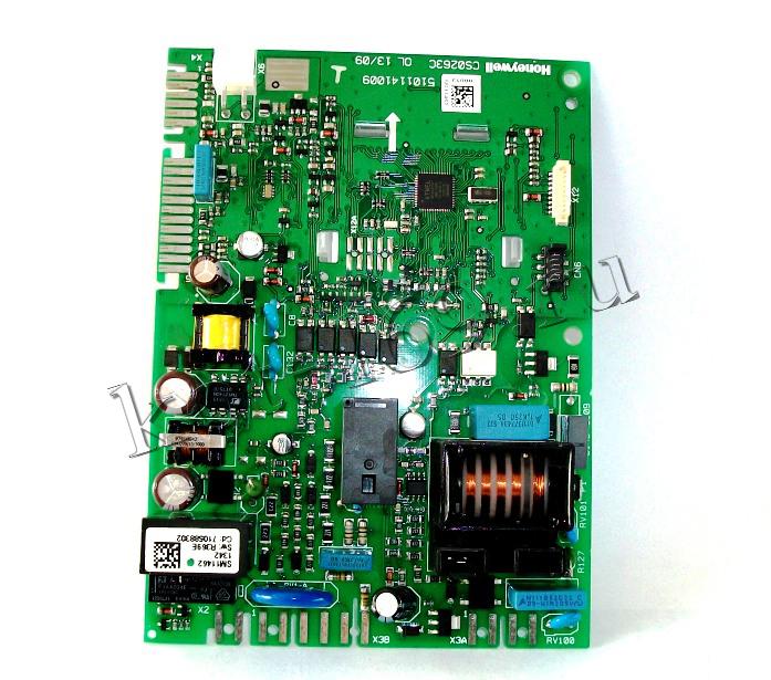 Плата электронная BAXI MainFour (710591300, 5702480)